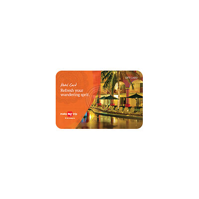 MakeMyTrip Hotel Gift Card Worth Rs.5000