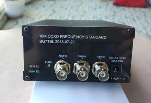 10MHz-OCXO-Frequency-Standard-Reference-2-CH-Sine-wave-1-CH-Square-wave