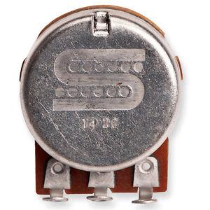 Seymour-Duncan-SDP-500-500K-pot-lisse-tournant-Potentiometre-Avec-Logo-SD
