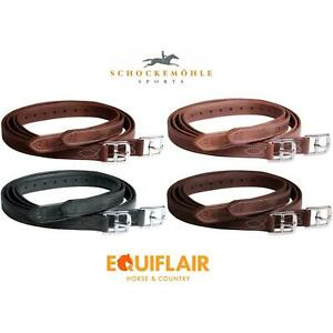 Schockemohle-Chantilly-Stirrup-Leathers