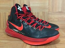 wholesale dealer fd6c0 e14cc item 7 RARE🔥 Nike Air Zoom Kevin Durant KD V 5 Black Crimson Red Gray Sz  14 554988-005 -RARE🔥 Nike Air Zoom Kevin Durant KD V 5 Black Crimson Red  Gray Sz ...