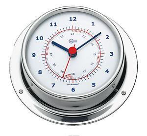 BARIGO-Nautika-Horloge-Acier-Inoxydable-Horloge-Sky-Brillant