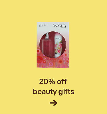 20% off beauty gifts