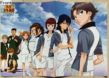 The Prince Of Tennis :Another Story / Black Butler 2-sided folded poster