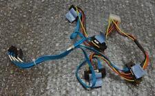 Dell PowerEdge R410 4-Drop Hard Drive SATA/SAS Data / Power Cable Loom P459G