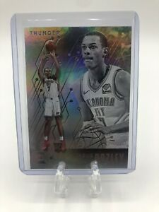 DARIUS-BAZLEY-2019-20-Panini-Chronicles-Essentials-Basketball-ROOKIE-RC-228-OKC