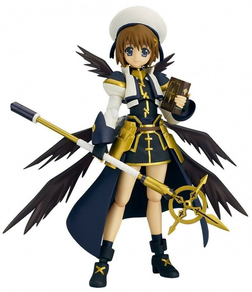 Figma 188 Magical Girl Lyrical Nanoha Hayate Yagami 2nd A's ver JAPAN F S J6238