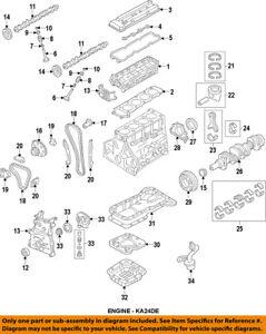 [DIAGRAM_38IU]  NISSAN OEM 92-98 240SX-Engine Crankshaft Crank Seal 122795L310 | eBay | 240sx Engine Diagram |  | eBay