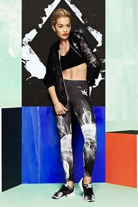 Sizes Ora Rita Leggings Originals White New Black Adidas Smoke W qg8xR