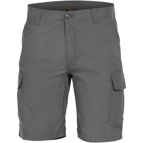 Pentagon Gomati Shorts Mens Tactical Outdoor Combat Military Cargo Cinder Grey