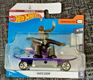 Mattel-Hot-Wheels-Skate-GROM-Nuevo-Sellado