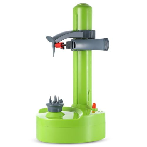 Multifunction Electric Peeler For Fruit Vegetables Automatic Stainless Ste V4E0