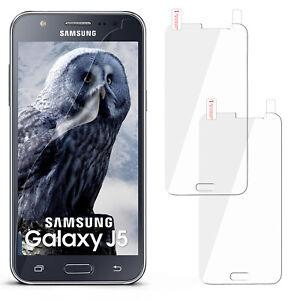 HD-Protecteur-D-039-Ecran-pour-Samsung-Galaxy-J5-2015-Film-Neuf-Transparent-D-039-Ecran