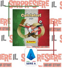 CALCIATORI PANINI 2020-2021 - FIGURINE A SCELTA (SERIE A) DALLA N° 1 ALLA N° 280