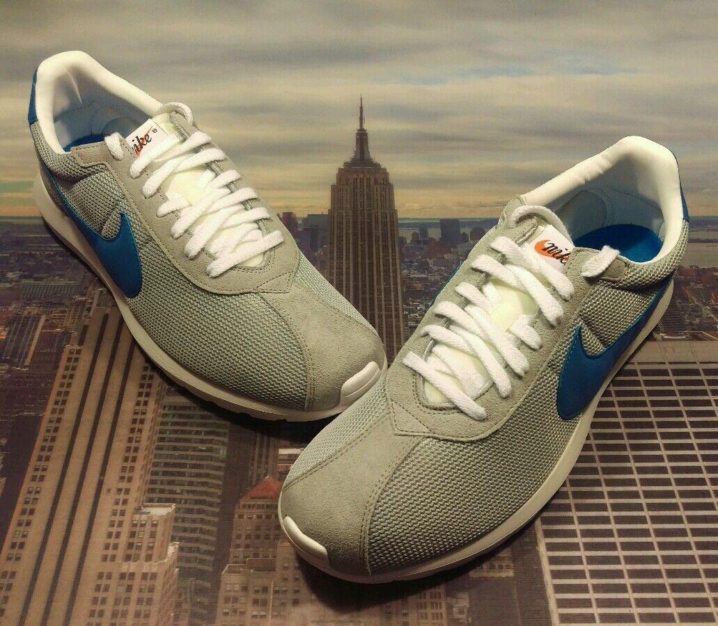 Nike Roshe LD-1000 QS Wolf Grey/Photo Blue-White Size 15 Roshe Run 802022 041