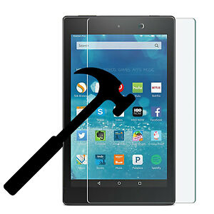 New-Amazon-Kindle-Fire-HD-8-2018-2017-Premium-Tempered-Glass-Screen-Protector
