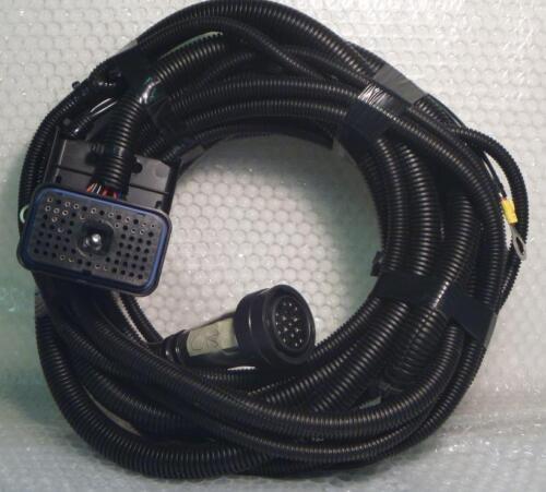 s l500 genuine c15 caterpillar 160 7689 ecm wiring harness & firewall pin cat c15 ecm wiring harness at bakdesigns.co