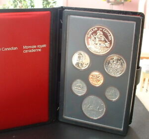 CANADA-1979-PROOF-DOUBLE-DOLLAR-SET-7-COINS