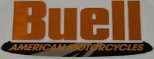 M0725.1AA, Buell Fuel Tank / Air Box Cover Decal, Sold as Pair (B3D)