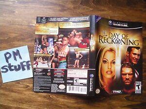 Version-bilingue-de-la-couverture-du-jeu-Nintendo-Game-Cube-WWE-Day-of-Reckoning