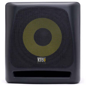 KRK-10S2-Subwoofer-Studio-Recording-Mixing-Mastering-BOXED-amp-NEW