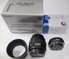 Olympus Zuiko Digital 50mm f2 Macro Lens Four Thirds ED | MMF-3 1set F/S w/track