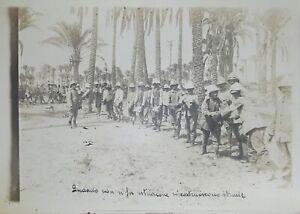 Foto-Guerra-Libia-Quando-non-si-fa-istruzione-costruiscono-strade-1912-ca