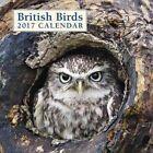 British Birds 2017 Calendar by Peony Press