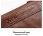 Men-Women-Genuine-Leather-Cowhide-Bifold-Wallet-Holder-Credit-Card-Retro-Purse miniature 9