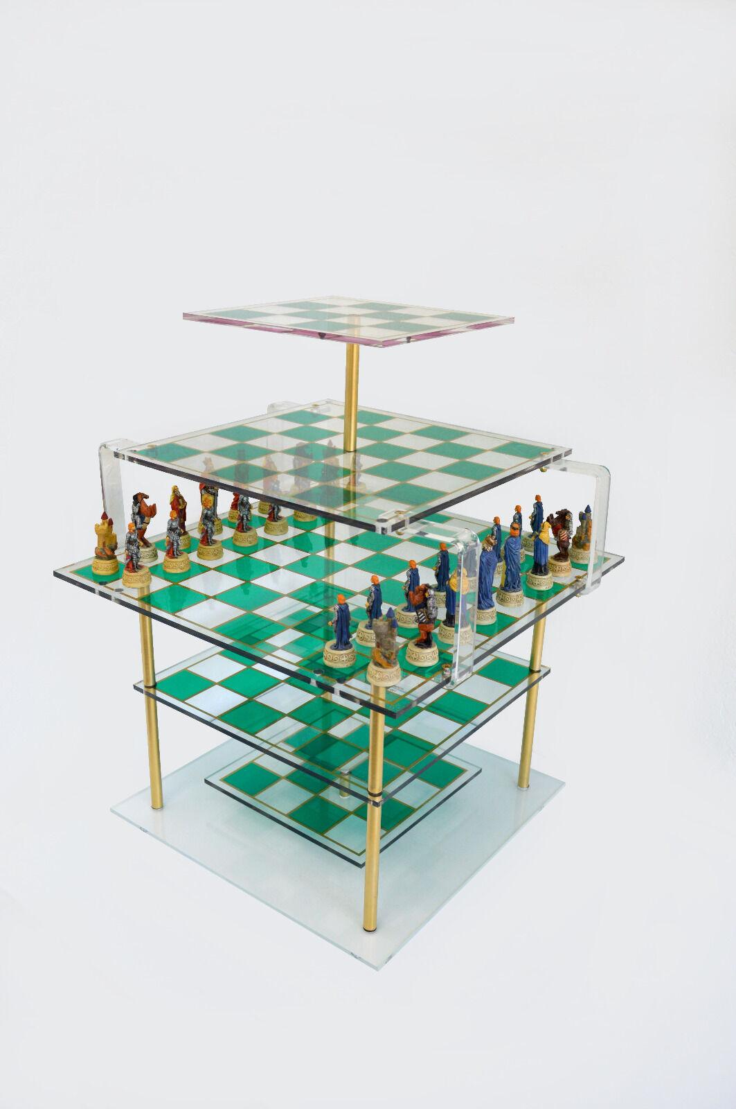 3D Three Dimensional Chess Full Dimensione