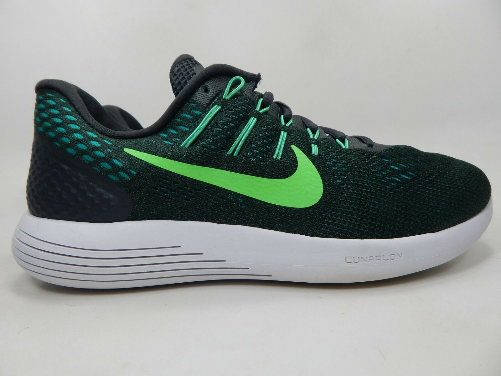 100% authentic 36e43 43413 Nike LunarGlide 8 Size 8.5 M (D) EU 42 Men's Running shoes Green 843725