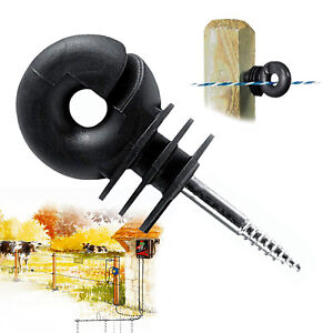 NEW-150x-Ring-Insulator-Screw-in-Compact-Fence-Electric-Fencing-bucket-01