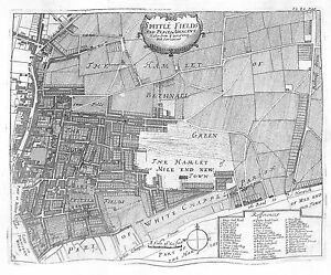 Antique-maps-Spittle-Fields