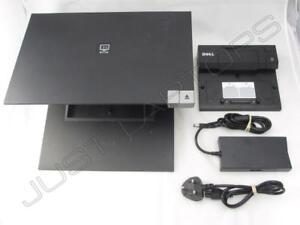 Dell PR03X PRO3X Einfache USB 3.0 Dockingstation + Monitor Ständer +130W PSU