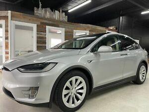 2016 Tesla Model X TOUT OPTION ET AUTO PILOT 75D