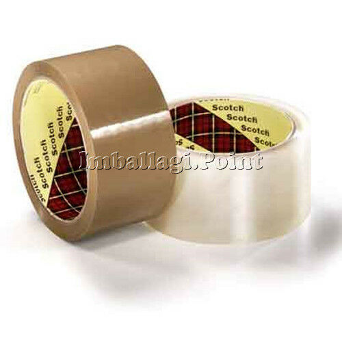 2 Rolls Tape PPL Silent x packaging sending parcels 50mm x 66 Meters white