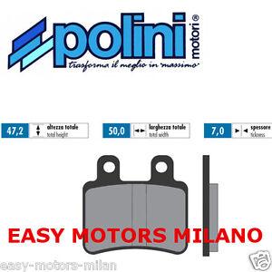 174-0048-POLINI-COPPIA-PASTIGLIE-FRENO-DERBI-BOULEVARD-125-150-200-CC