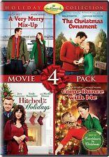 HALLMARK CHRISTMAS (4 movie)  a very merry mix up etc.. DVD - REGION 1