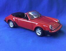 Tonka Red Porsche Turbo 1.16 Scale