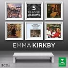 5 Classic Albums - Emma Kirkby Compact Disc