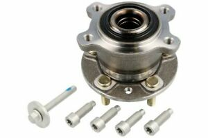 1x WHEEL HUB with BEARING for FORD EO : 1 538 604