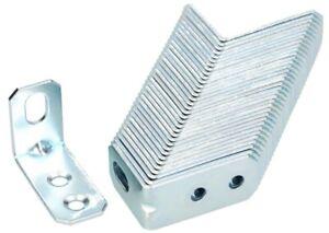 KOTARBAU Winkelverbinder 60 x 60 x 40 mm Stahl Bauwinkel Montagel/öcher M/öbelwinkel Verzinkt Schwerlast Holzverbinder Montagewinkel Stuhlwinkel 100