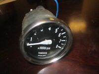 Yamaha Snowmobile Motorcycle 8rpm Tach Gauge