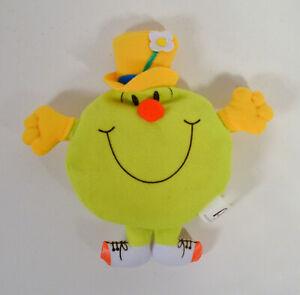 2001-Mr-Funny-amp-Little-Miss-Fun-5-034-McDonald-039-s-EUROPE-Reversible-Action-Figure