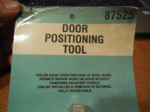 NEW S /& G Tool Aid Door Positioning Tool 87525