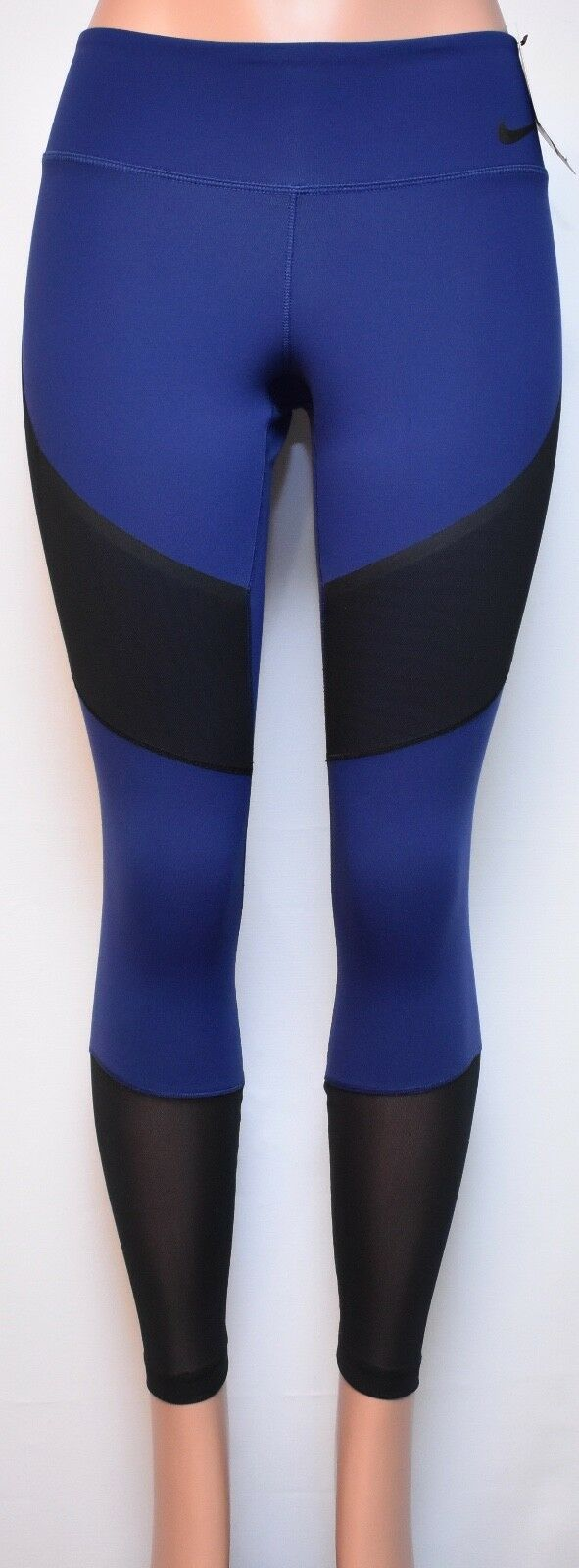 NIKE Legendary Mid Rise Tight-Fit Active Leggings (833718-429) Small Size