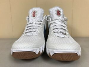 55812907456 Mens Brand New Nike Kyrie 1 Pepsi Uncle Drew Size 9 SAMPLE PAIR ...
