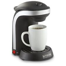 Kitchen Selectives 4171 Dual Carafe Coffee Maker Black Ebay