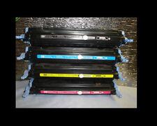 Used HP OEM Genuine Q6000A Q6001A Q6002A Q6003AToner 2600 2605 54 54 52 54