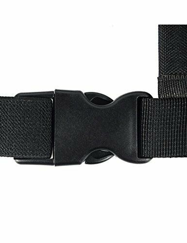 Lewong Scout Radio Chest Holder Strap Harness Rig Pack Holster for Walki Talki